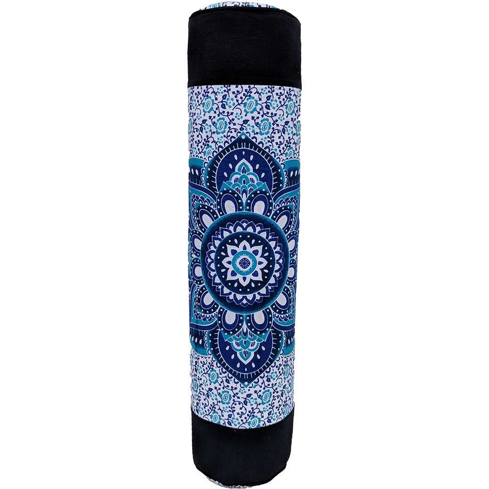 Ombre Mandala Yoga Cotton Bolster Yoga Mat Bag