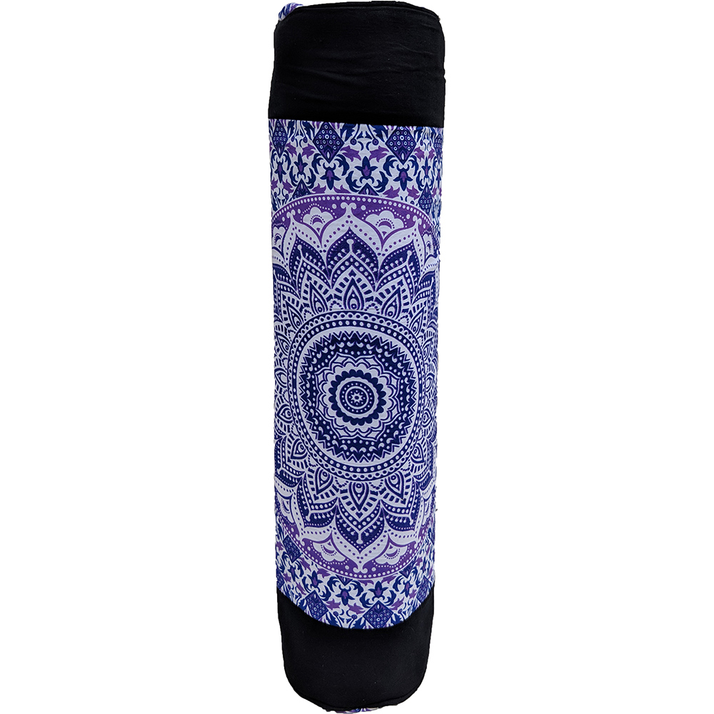 Ombre Yoga Bolsters Yoga Mat Bag – Cotton – Professional Studio Quality (EASY SANITIZATION)