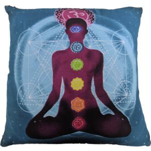 Yoga Man Chakra Turquoise